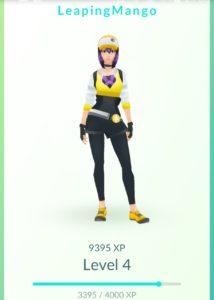Ut och gå med Pokémon Go