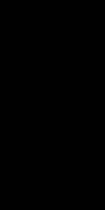 gravid kvinna i profil